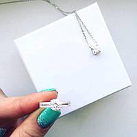 Подвеска Алмаз 17057 Tiffany серебро 925