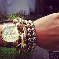Часы Женские Michael Kors золото