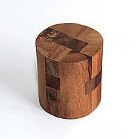 Деревянная головоломка Круглый алмаз