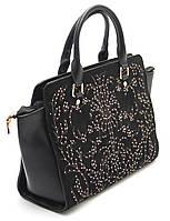 Стильная черная женская сумка  Б/Н art. 80032