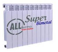 """Биметаллический радиатор для отопления Super """"Alltermo"""""""