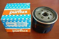 Фильтр масляный Kangoo/Logan I/II/Duster/Dokker/Lodgy 1.5DCI-1.9D Purllux LS933 = ORIGINAL