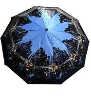 Женский зонт с высокой плотностью ткани купола