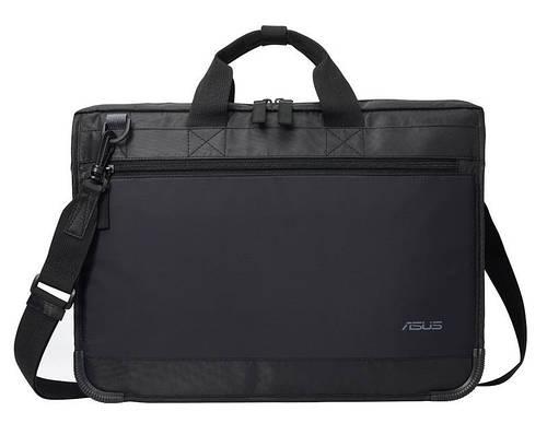 """Сумка для ноутбука и путешествий ASUS Helios II Carry Bag 15.6"""" Black 90-XB3Z00BG00010 черный"""