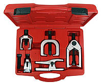 Комплект съемников шарових опор, рулевых тяг и наконечников AmPro T75934