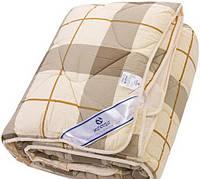 Одеяло 140х205 холлофайбер зимнее Merkys цветной поплин