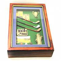 Ключница клюшки для гольфа