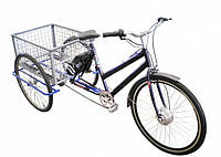 Электровелосипед трехколесный грузовой Volta Партнёр