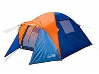 Трехместная палатка Coleman 1011.