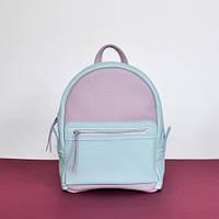 Рюкзак женский Sport лилово голубой , сумки женские