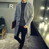 Мужское демисезонное пальто. Модель 702