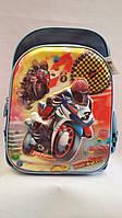 Рюкзак школьный GORANGD, Мотоциклисты