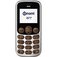 Телефон Nomi i177 metal Brown, фото 1