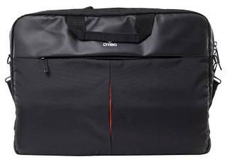 """Классическая сумка для ноутбука 15,6"""" в современном стиле DTBG (Black) D8959BL-15.6 черный"""