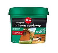 Импрегнат Altax для садовой древесины 5л
