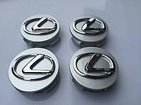 Колпачки в диски серые 62mm Lexus GS ES IS RX новые  (продам)
