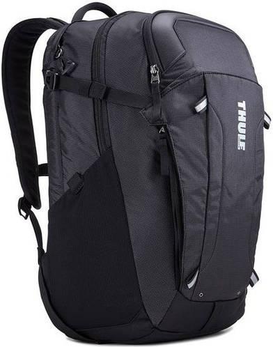 """Черный городской рюкзак с карманом для ноутбука 15.6"""" Thule 6228837, 24 л."""