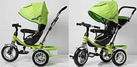 Трехколесный велосипед Супер Трайк. Super Trike надувные колеса
