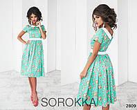 Шикарное летнее платье , фото 1