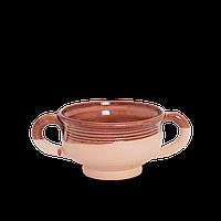 Бульонница глиняная Gloss CF05 Покутская керамика