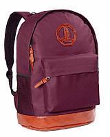 Рюкзак молодежный Surikat бордовый
