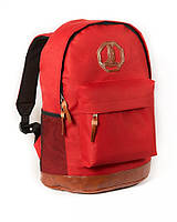 Рюкзак молодежный Surikat красный