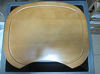 Доска деревянная на кухонную мойку
