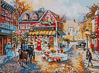 Картина по номерам Городская площадь, mg1112 40*50 см