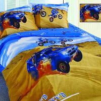 Детский постельный комплект Love you Ралли TD 167