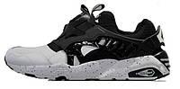 Мужские кроссовки Puma Disc Blaze (пума) черные/белые