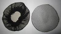Сеточка для гульки средняя ячейка. Причёска для бальных танцев, вечерняя причёска. Цвет черный