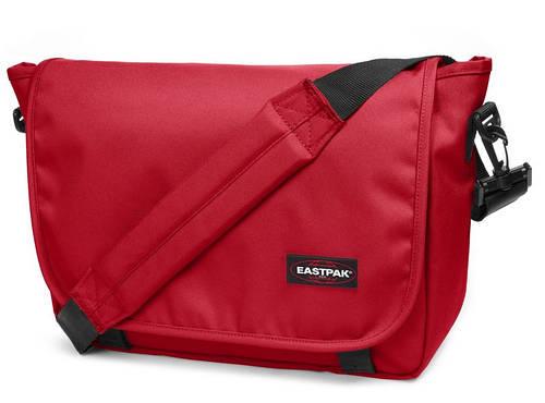 Замечательная городская сумка 11,5 л. JR Eastpak EK07753B красный