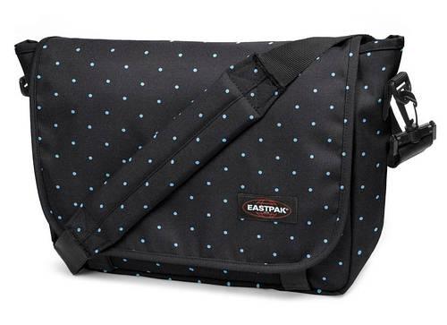 Красивая городская сумка 11,5 л. JR Eastpak EK07738K черный