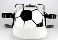 Шлем любителя пива камуфляж или футбол