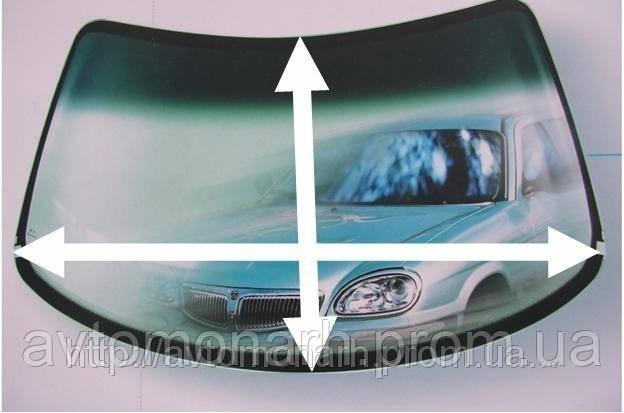 лобовое стекло на BMW 525 e60