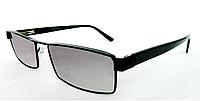 Очки мужские для коррекции зрения +/- с тонированными линзами