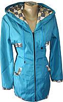 Женская куртка межсезонная полубатал, фото 1