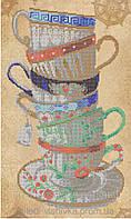 """Схема для вышивки бисером """"Чайная церемония"""""""