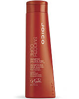 Шампунь разглаживающий для кудрявых, пушащихся, жестких волос без сульфатов Joico Smooth Cure Shampoo 300мл