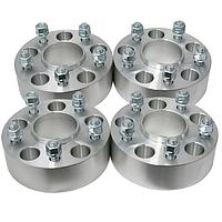 Автомобильное расширительное кольцо (Spacer) Н = 30 мм Шпилька 14*1,5 PCD5*150 DIA110,1 -> 110,1