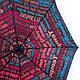 Оригинальный женский зонт, полуавтомат HAPPY RAIN (ХЕППИ РЭЙН) U42275-2 Антиветер!, фото 4