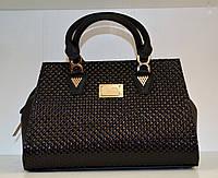 Молодежная стильная сумка с принтом