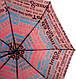 Удобный женский зонт полуавтомат HAPPY RAIN (ХЕППИ РЭЙН) U42275-3 Антиветер!, фото 4