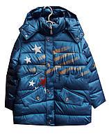 Детская куртка на мальчика (6-9 лет). Осень-зима, фото 1