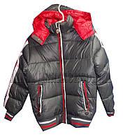 Детская куртка на мальчика (4-10 лет). Осень-зима, фото 1
