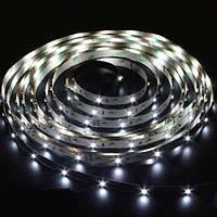 Светодиодная лента LS612/ SANAN LED-RL 120SMD(3528)/m 9.6W/m 12V 5m*10*3,8mm белый IP22, Feron
