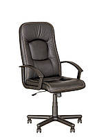 Кресло Omega Пластик Tilt,Экокожа ECO-30 (Новый Стиль ТМ)