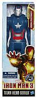 Игрушка Железный человек Патриот (Мстители) 30 см, серии Титаны - Iron Patriot, Avengers, Titans, Hasbro