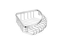 Полка для ванной комнаты KUGU 217С (латунь, хром)(Бесплатная доставка Новой почтой)
