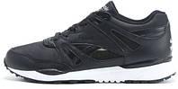 Мужские кроссовки Reebok Ventilator (рибок) черные